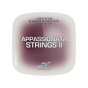 Picture of Vienna Symphonic Library Appassionata Strings II Standard Download