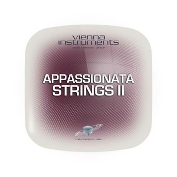 Picture of Vienna Symphonic Library Appassionata Strings II Upgrade to Full Download
