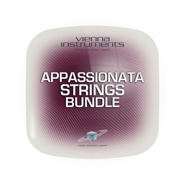 Picture of Vienna Symphonic Library Appassionata Strings Bundle Upgrade to Full Download