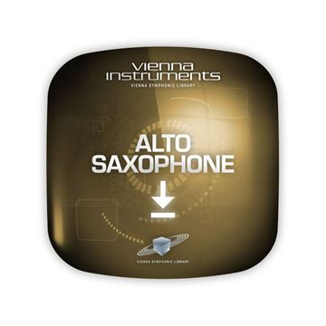 Picture of Vienna Symphonic Library Alto Saxophone Standard Download
