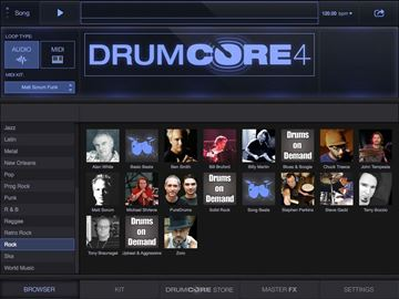 Picture of Sonoma Wire Works DrumCore 4 Prime Link Download