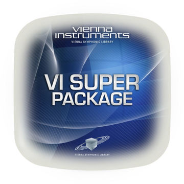 Picture of Vienna Symphonic Library Vienna Super Package Upgrade to Full Download