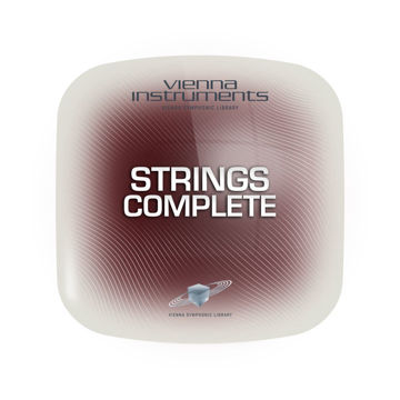 Picture of Vienna Symphonic Library Vienna Strings Complete Upgrade to Full Download