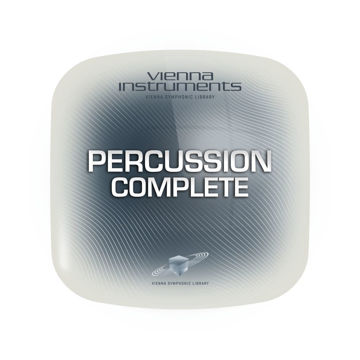 Picture of Vienna Symphonic Library Vienna Percussion Complete Upgrade to Full Download