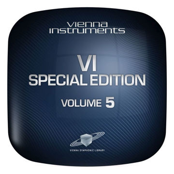 Picture of Vienna Symphonic Library VI Special Edition Vol. 5 Dimension Strings Download
