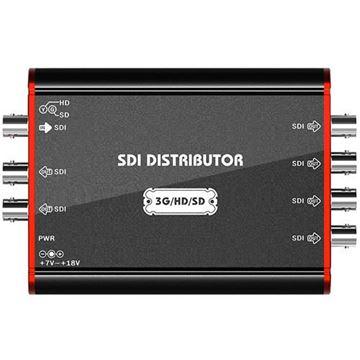 Picture of Lumantek Mini Converter BAT Series - SDI 6* Distributor