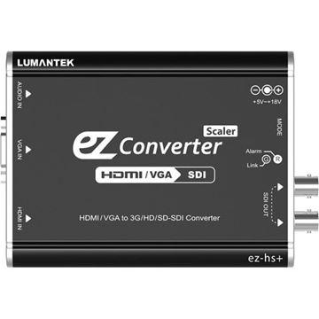 Picture of Lumantek HDMI/VGA to 3G/HD/SD-SDI Converter with Scaler