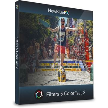 Picture of NewBlue ColorFast 2 ESD