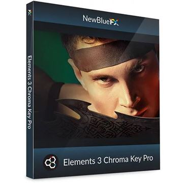 Picture of NewBlue Elements 3 Chroma Key Pro ESD