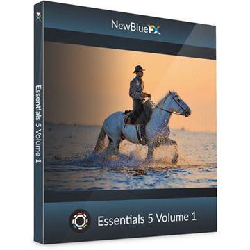 Picture of NewBlue Essentials 5: Volume 1 ESD