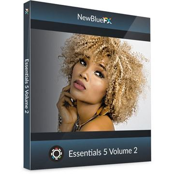 Picture of NewBlue Essentials 5: Volume 2 ESD