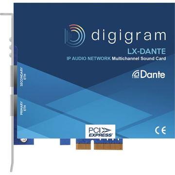 Picture of Digigram LX-Dante