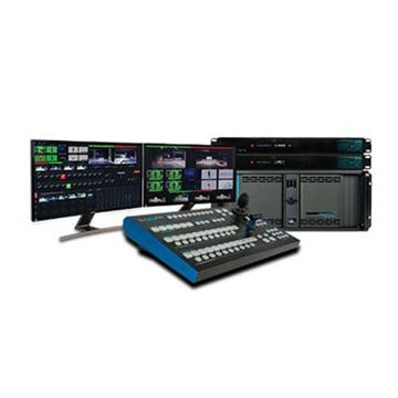 Picture of Reckeen 3D Studio & LITE SDI 12G with VKey100 Control Panel