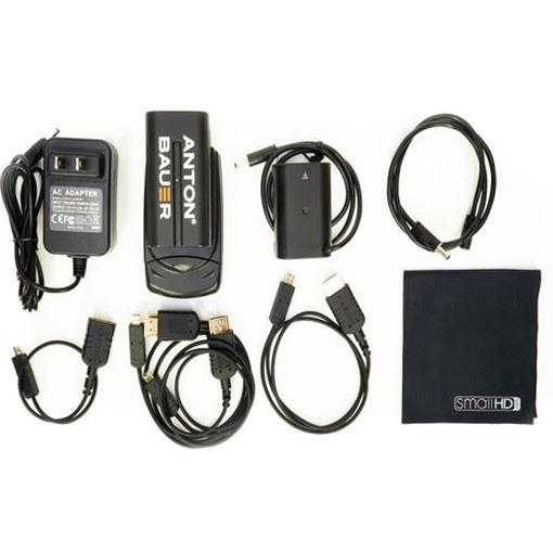 Picture of SmallHD FOCUS 5 Panasonic DMWBLF19 Power Pack
