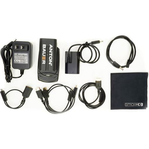 Picture of SmallHD FOCUS 5 Canon LPE6 Power Pack