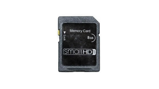Picture of SmallHD 8G High Speed SD Card
