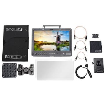 Picture of SmallHD 1303 HDR 13'' Production Monitor V-Mount Kit