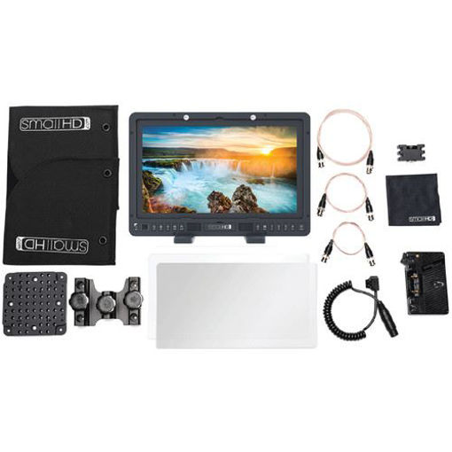Picture of SmallHD 1703 P3X 17'' Studio Monitor Kit (Gold Mount)