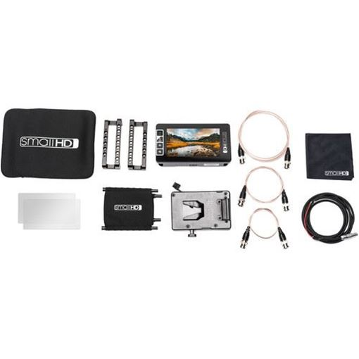 Picture of SmallHD 503 Ultra Bright Monitor V-Mount Kit