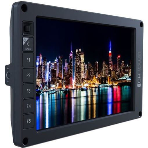 Picture of SmallHD 702 OLED Monitor - 7'' OLED Monitor with Scopes Waveform Vectorscope