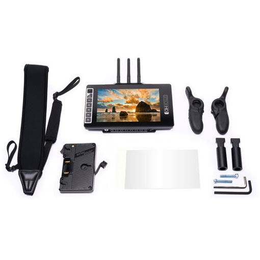 Picture of SmallHD 703 Bolt Wireless Monitor V-Mount Director's Bundle