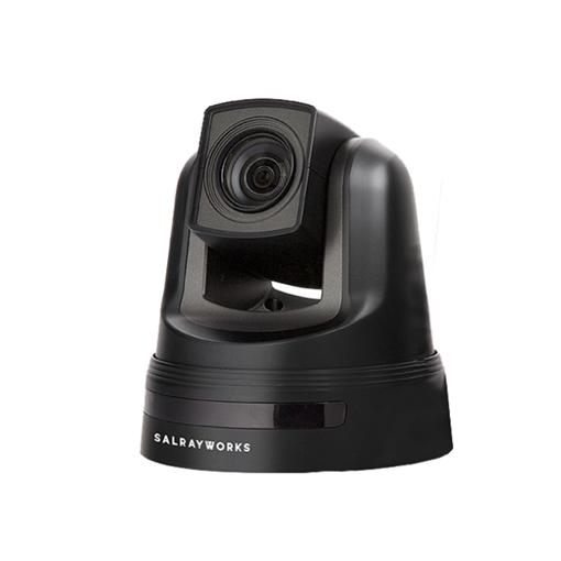 Picture of Salrayworks 1/2.8'' Exmor R CMOS Sensor PTZ Camera (Optical Zoom: 20x / Digital Zoom: 12x, Black)