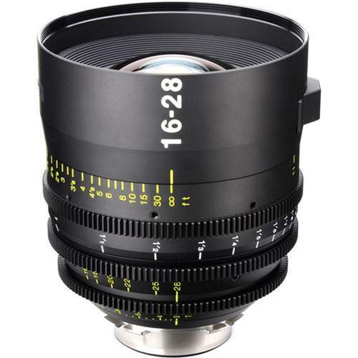 Picture of Tokina Cinema Vista 16-28mm II T3 Wide-Angle Zoom Lens (MFT Mount, Focus Scale in Feet)
