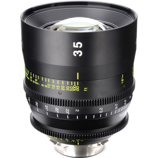 Picture of Tokina 35mm T1.5 Cinema Vista Prime Lens (E-Mount, Focus Scale in Feet)