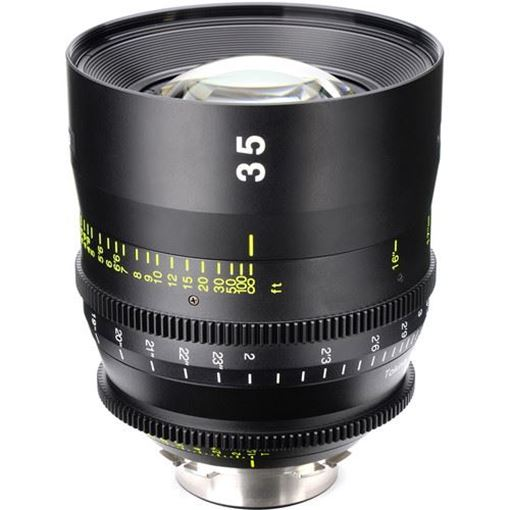 Picture of Tokina 35mm T1.5 Cinema Vista Prime Lens (MFT Mount, Focus Scale in Feet)