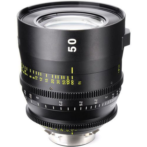 Picture of Tokina 50mm T1.5 Cinema Vista Prime Lens (E-Mount, Focus Scale in Feet)