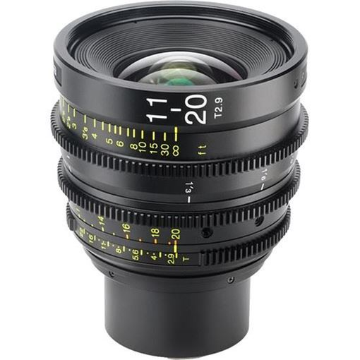 Picture of Tokina Cinema 11-20mm T2.9 E Mount