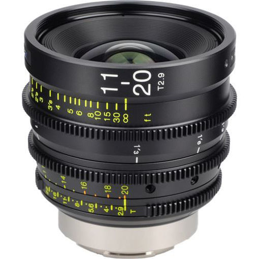Picture of Tokina Cinema 11-20mm T2.9 EF Mount