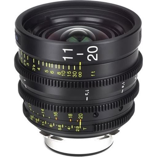 Picture of Tokina Cinema 11-20mm T2.9 F Mount