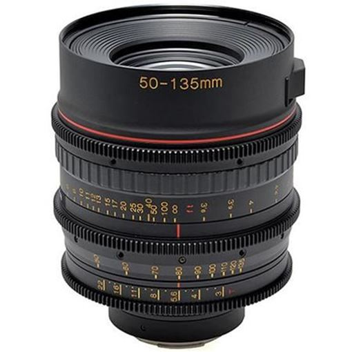 Picture of Tokina Cinema 50-135mm T3.0 with Canon EF Mount