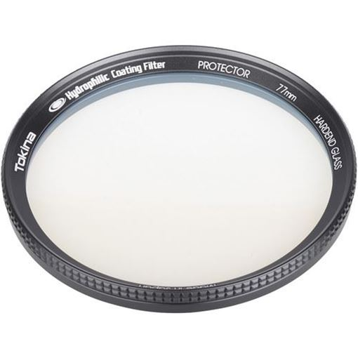 Picture of Tokina 77mm Hydrophilic Coating Protector Filter