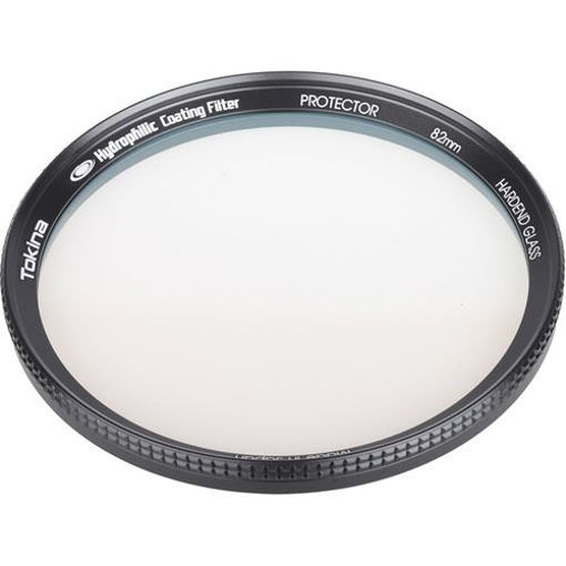 Picture of Tokina 82mm Hydrophilic Coating Protector Filter