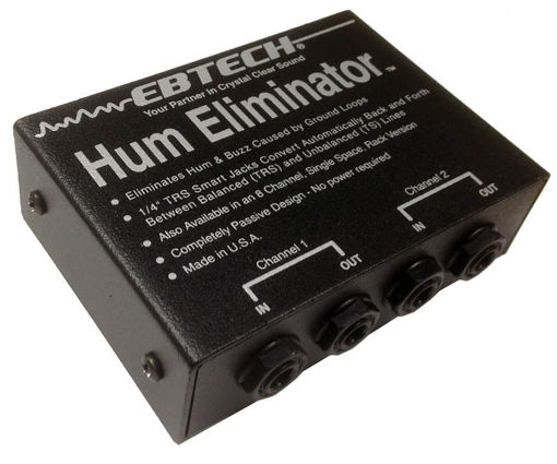 Picture of Ebtech Hum Eliminator 2 Channel Box