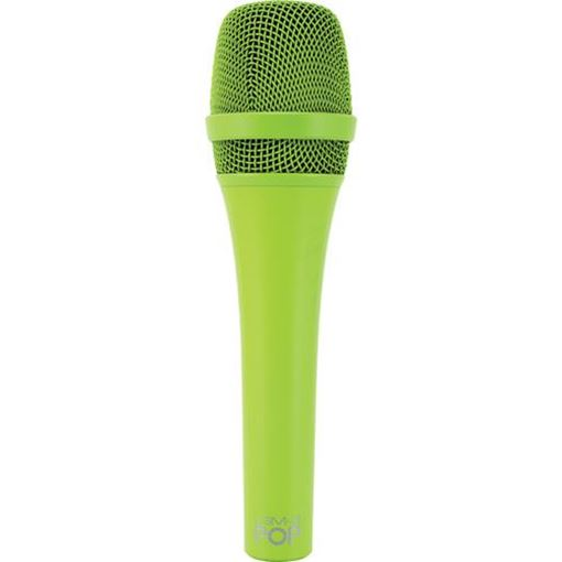 Picture of MXL Lsm-9 Pop Green Cardiod Hand-Held Dynamic Mic