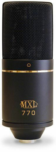 Picture of MXL 770 Small Condenser Microphone