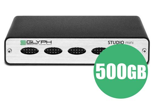 Picture of GLYPH STUDIO MINI 500GB