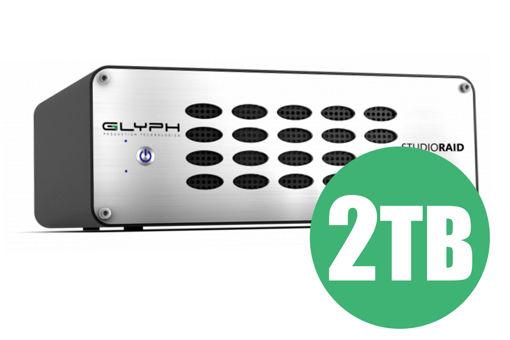 Picture of GLYPH STUDIO RAID 2TB