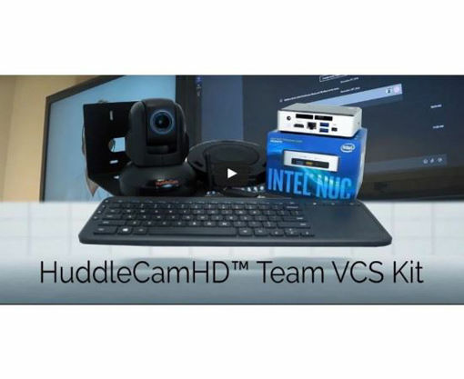 Picture of HUDDLECAMHD TEAM VIDEO COLLABORATION SOLUTION WITH CALENDAR SUPPORT
