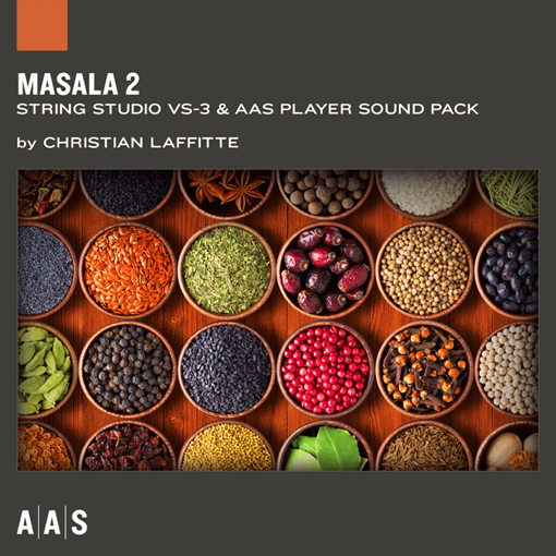 Picture of Applied Acoustics Systems Masala 2 Download