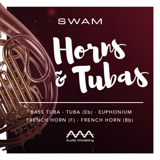 Picture of Audio Modeling SWAM Horns & Tubas Download