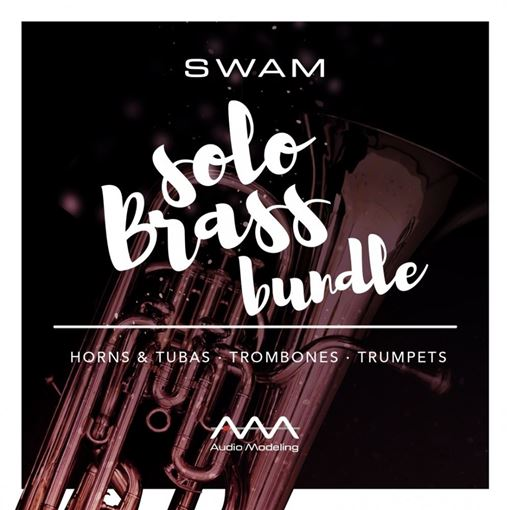 Picture of Audio Modeling SWAM Solo Brass Bundle Download
