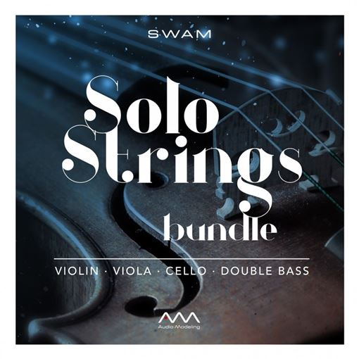 Picture of Audio Modeling SWAM Solo Strings Bundle Download