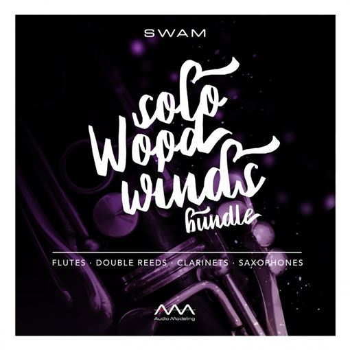 Picture of Audio Modeling SWAM Solo Woodwinds Bundle Download