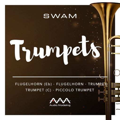 Picture of Audio Modeling SWAM Trumpets Download