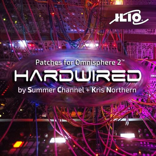 Picture of ILIO Hardwired: Patch library for Spectrasonics Omnisphere 2.1™ Download