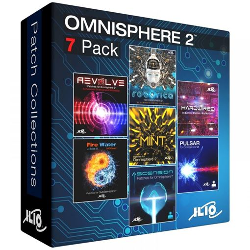 Picture of ILIO ILIO Patch Collection Bundle for Omnisphere 2 Download